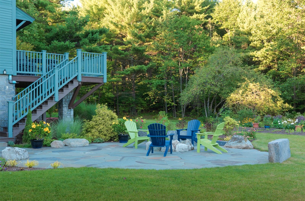 planning for spring: patio